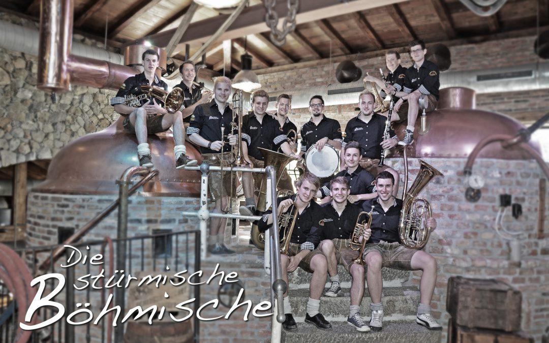 Band-Vorstellung: Die stürmische Böhmische
